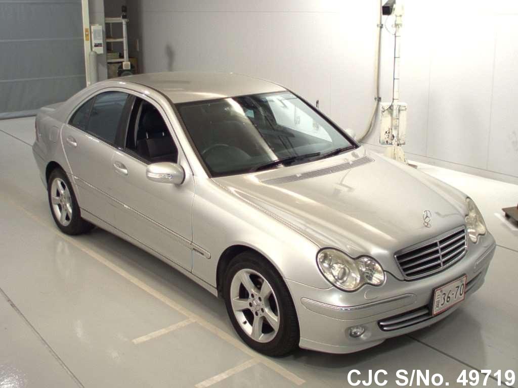 Mercedes Benz / C Class 2005 1.8 Petrol