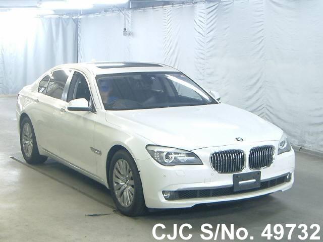 BMW / 7 Series 2011 4.4 Petrol