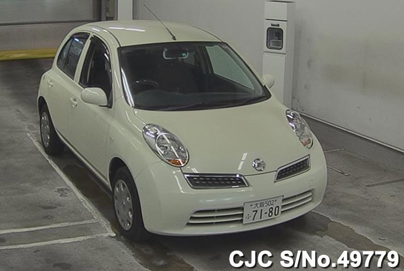 Nissan / March 2008 1.2 Petrol