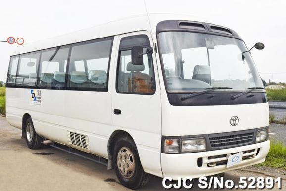 2003 Toyota / Coaster Stock No. 52891