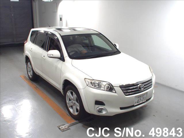 Toyota / Vanguard 2008 3.5 Petrol