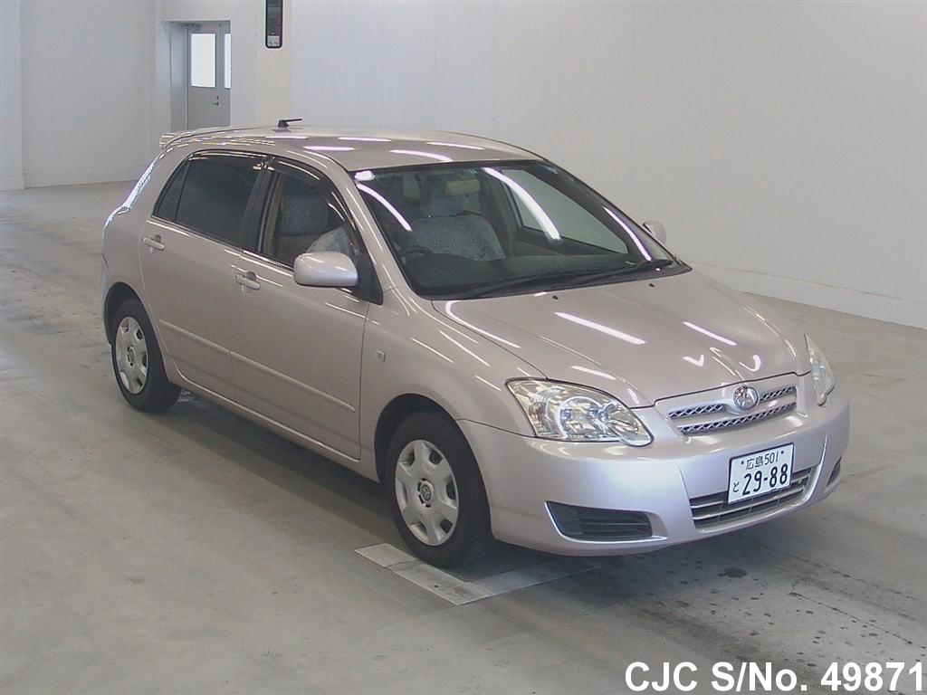 Toyota / Allex 2005 1.5 Petrol