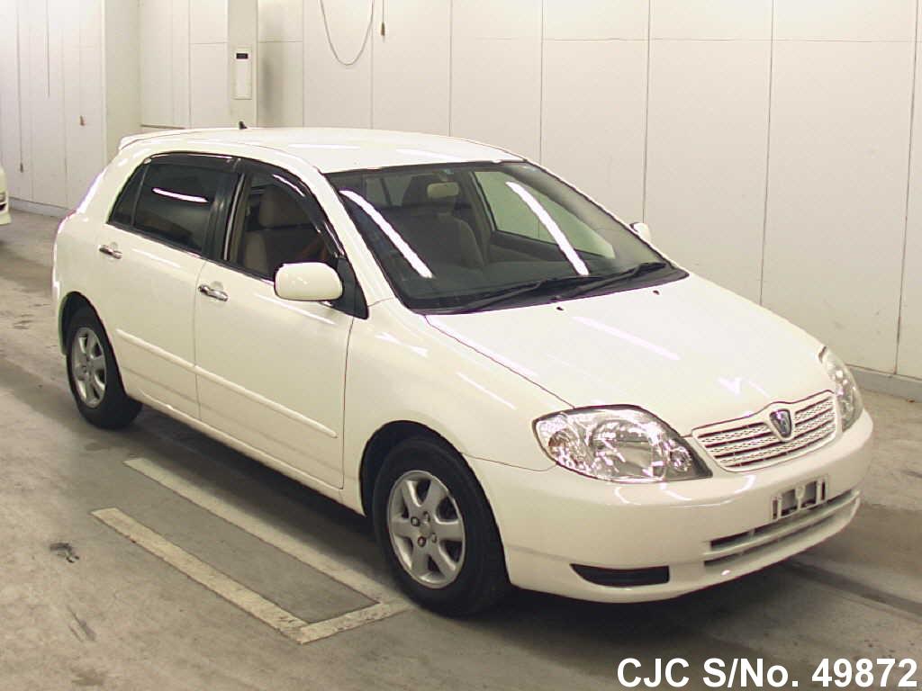 Toyota / Allex 2001 1.5 Petrol