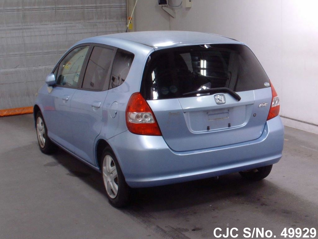 2001 Honda Fit  Jazz Light Blue For Sale
