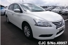 2013 Nissan / Bluebird Sylphy Stock No. 49957