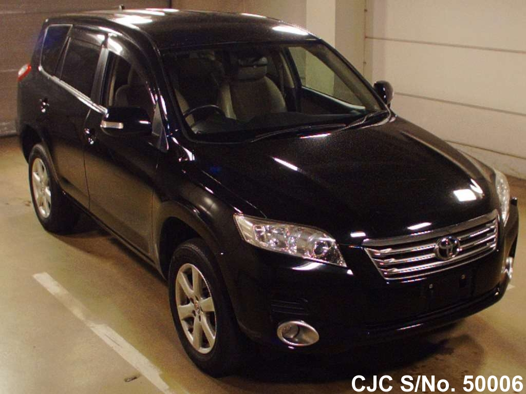 2007 Toyota Vanguard Black for sale | Stock No. 50006 | Japanese ...