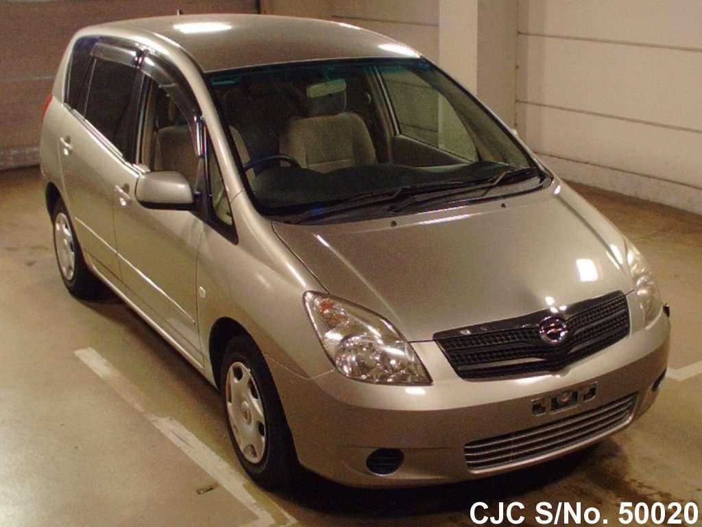 Toyota / Spacio 2002 1.5 Petrol