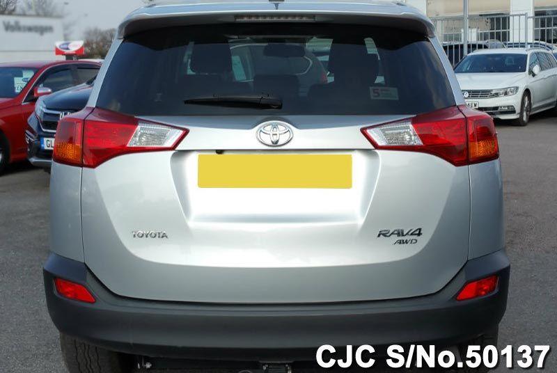2015 Toyota / Rav4 Stock No. 50137