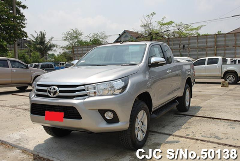 Toyota Hilux Revo Japanese Used Cars Car Junction Japan