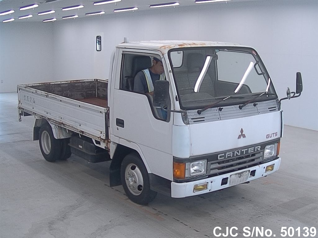 1990 mitsubishi canter truck for sale stock no 50139 japanese used cars exporter. Black Bedroom Furniture Sets. Home Design Ideas