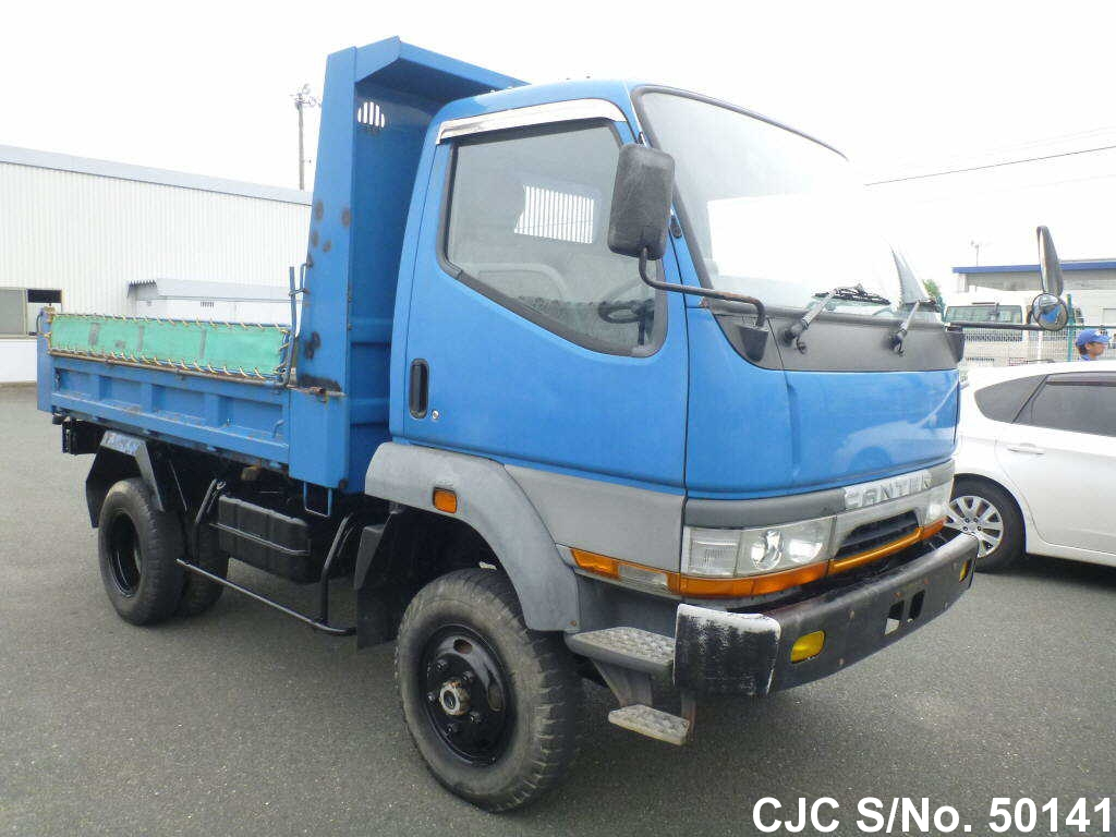 1994 mitsubishi canter truck for sale stock no 50141 japanese used cars exporter. Black Bedroom Furniture Sets. Home Design Ideas