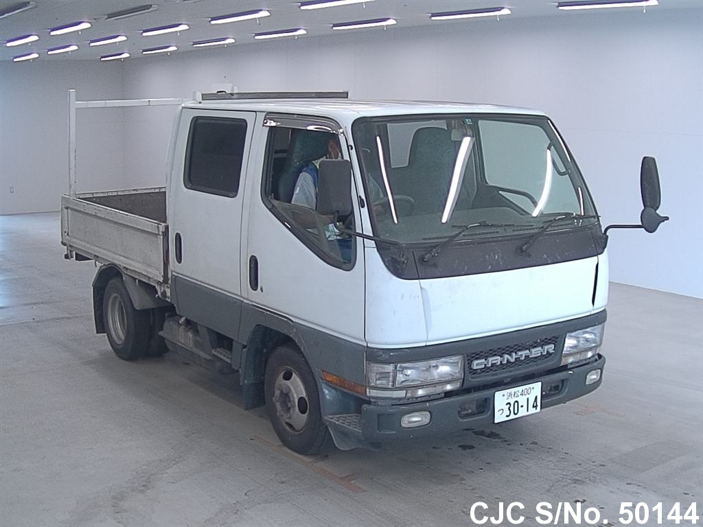 1999 mitsubishi canter truck for sale stock no 50144 japanese used cars exporter. Black Bedroom Furniture Sets. Home Design Ideas