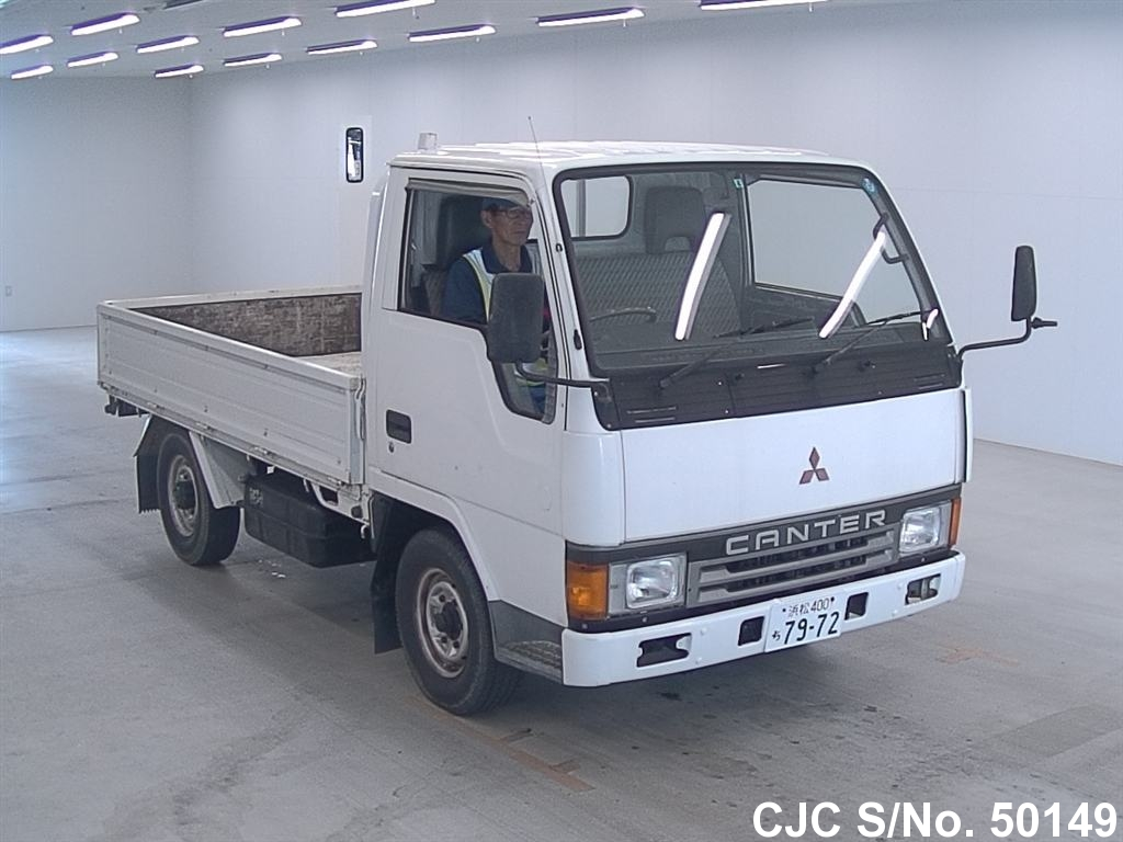 1993 mitsubishi canter truck for sale stock no 50149 japanese used cars exporter. Black Bedroom Furniture Sets. Home Design Ideas