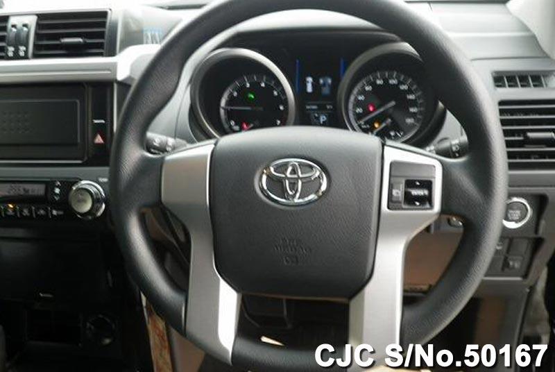 2016 Toyota / Land Cruiser Prado Stock No. 50167