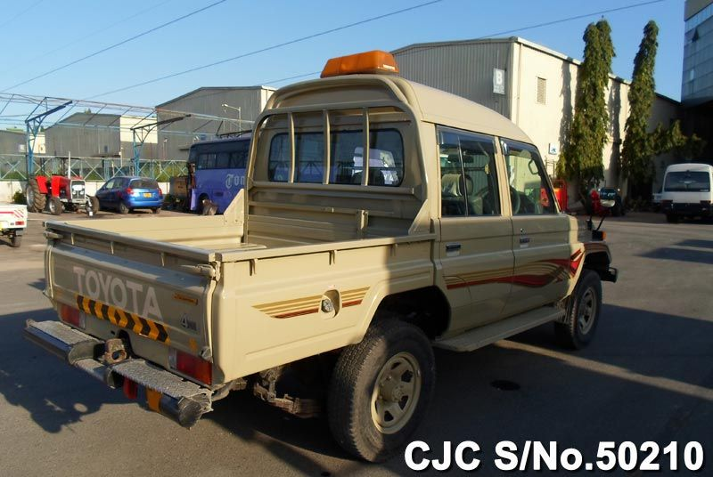 1997 Toyota / Land Cruiser Stock No. 50210