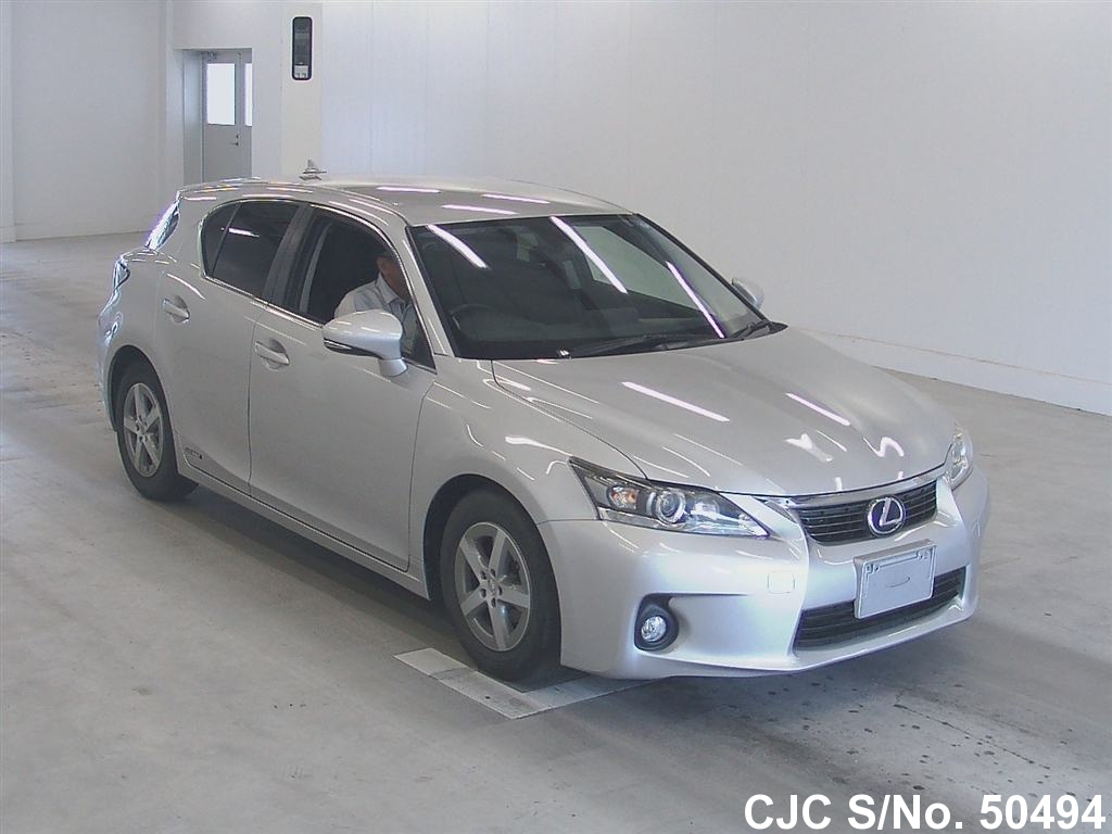 2011 lexus ct200h gray for sale stock no 50494 japanese used cars exporter. Black Bedroom Furniture Sets. Home Design Ideas