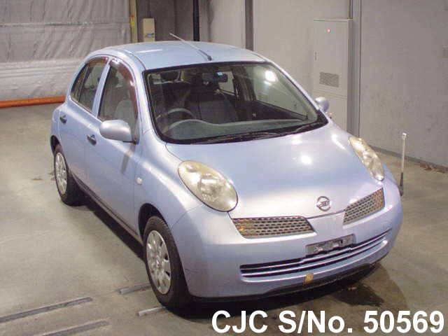 Nissan / March 2003 1.2 Petrol