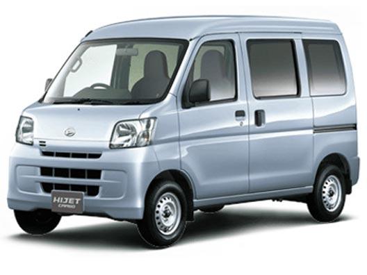 Brand New Daihatsu Hijet Van For Sale