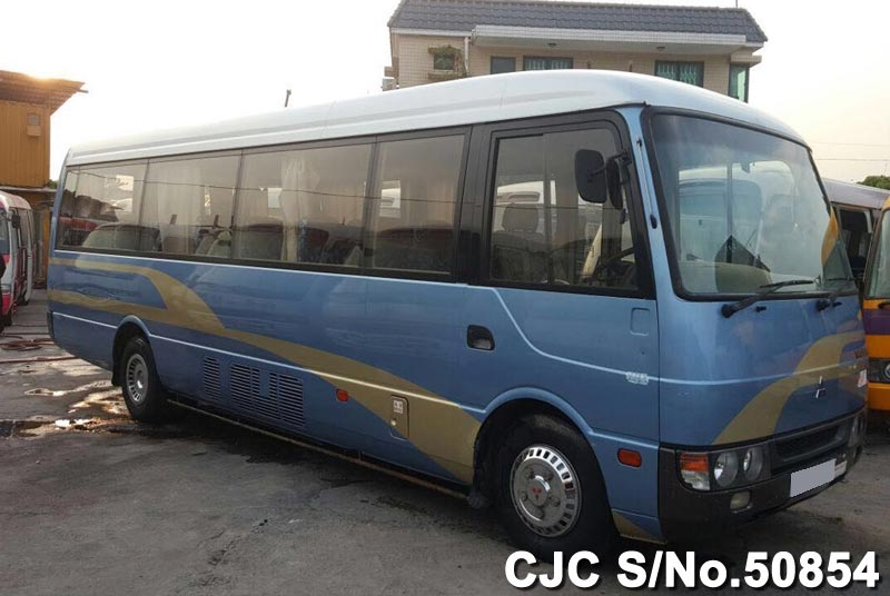 Japanese Used Mitsubishi Rosa buses for Sale