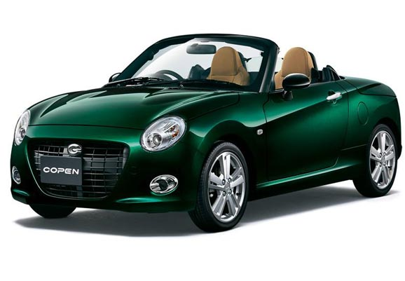Brand New Daihatsu Copen Cero for Sale | Japanese Cars Exporter