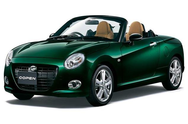 Brand New Daihatsu Copen Cero for Sale | Japanese Cars ...