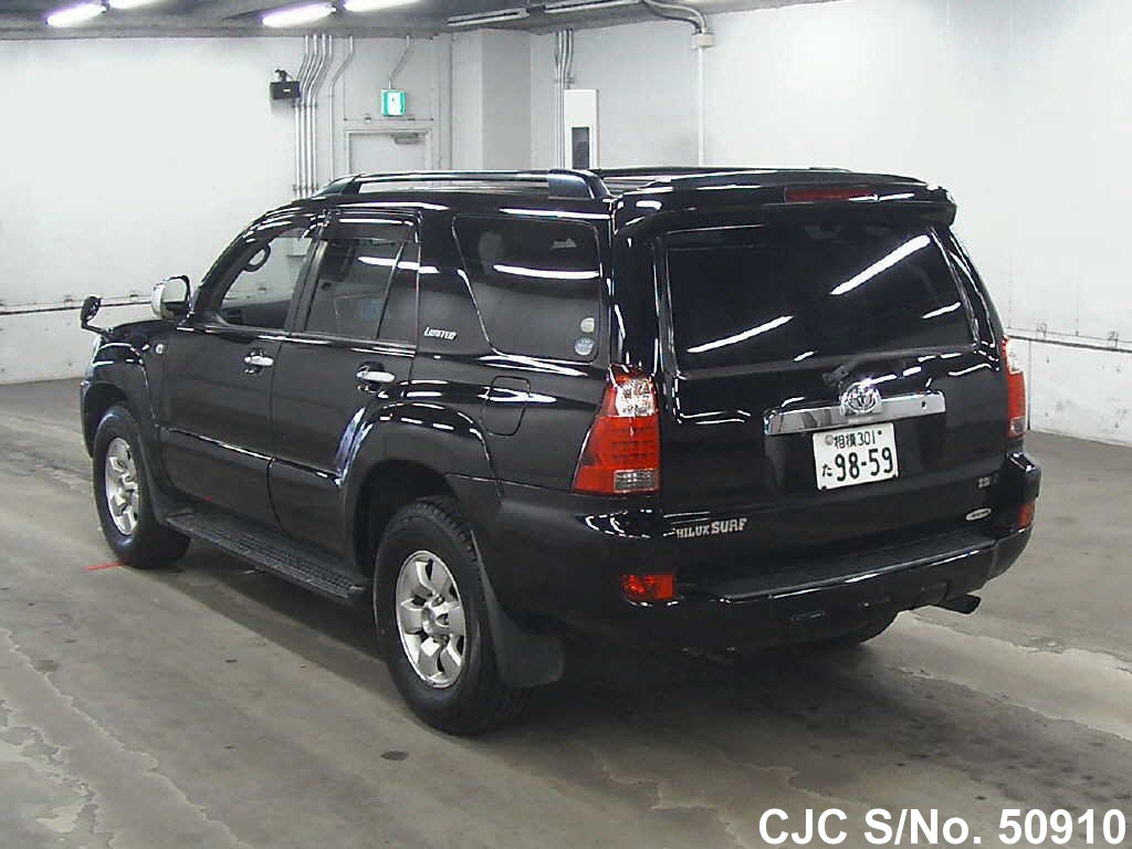 used toyota hilux surf 4runner for sale japanese used autos post. Black Bedroom Furniture Sets. Home Design Ideas