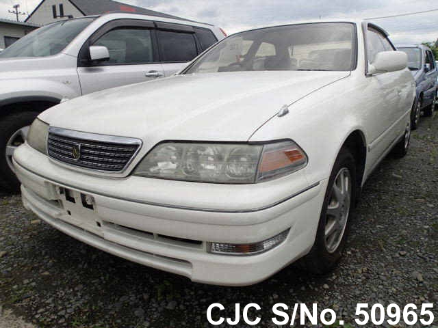 Toyota / Mark II 1999 2.0 Petrol