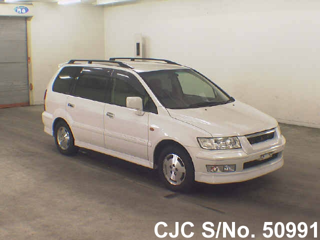 Mitsubishi / Chariot 2001 2.4 Petrol