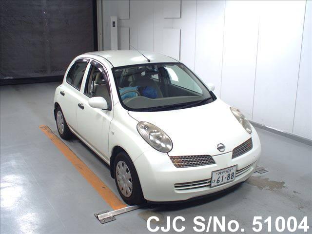 Nissan / March 2004 1.2 Petrol