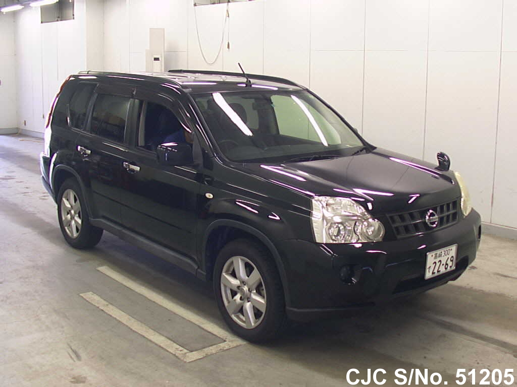 2008 Nissan X Trail Black For Sale Stock No 51205