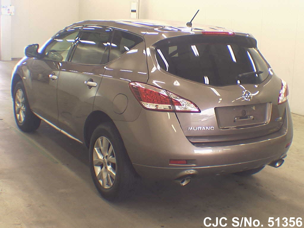 2011 Nissan Murano Brown For Sale Stock No 51356