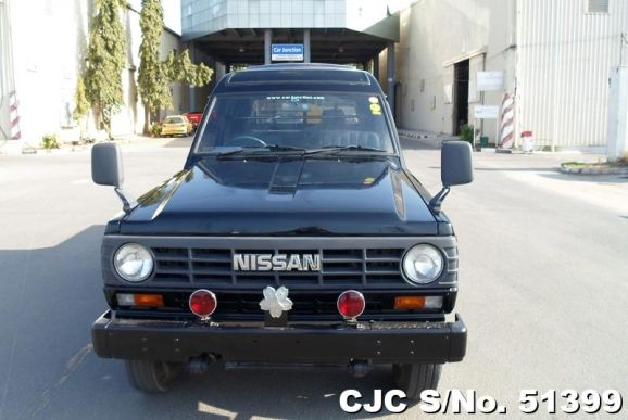 1987 Nissan / Safari Stock No. 51399