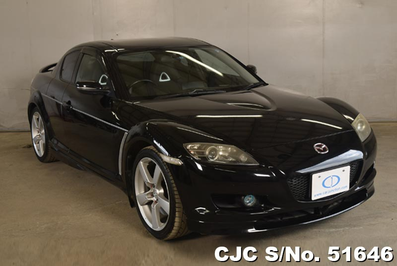 Perfect 2003 Mazda / RX 8 Stock No. 51646