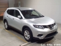 2015 Nissan / X Trail Stock No. 51855