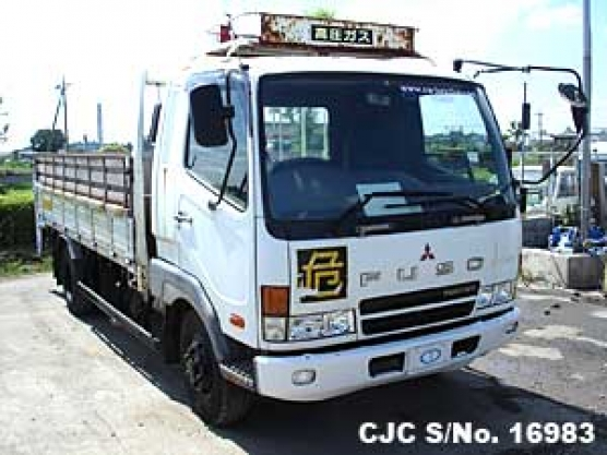 2001 Mitsubishi / Fuso Fighter Stock No. 16983