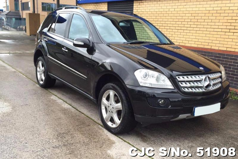 2006 mercedes benz m class black for sale stock no for 2006 mercedes benz ml350 for sale
