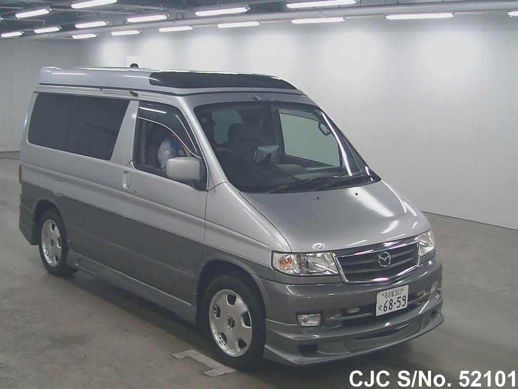 2001 Mazda Bongo Friendee Silver for sale | Stock No ...