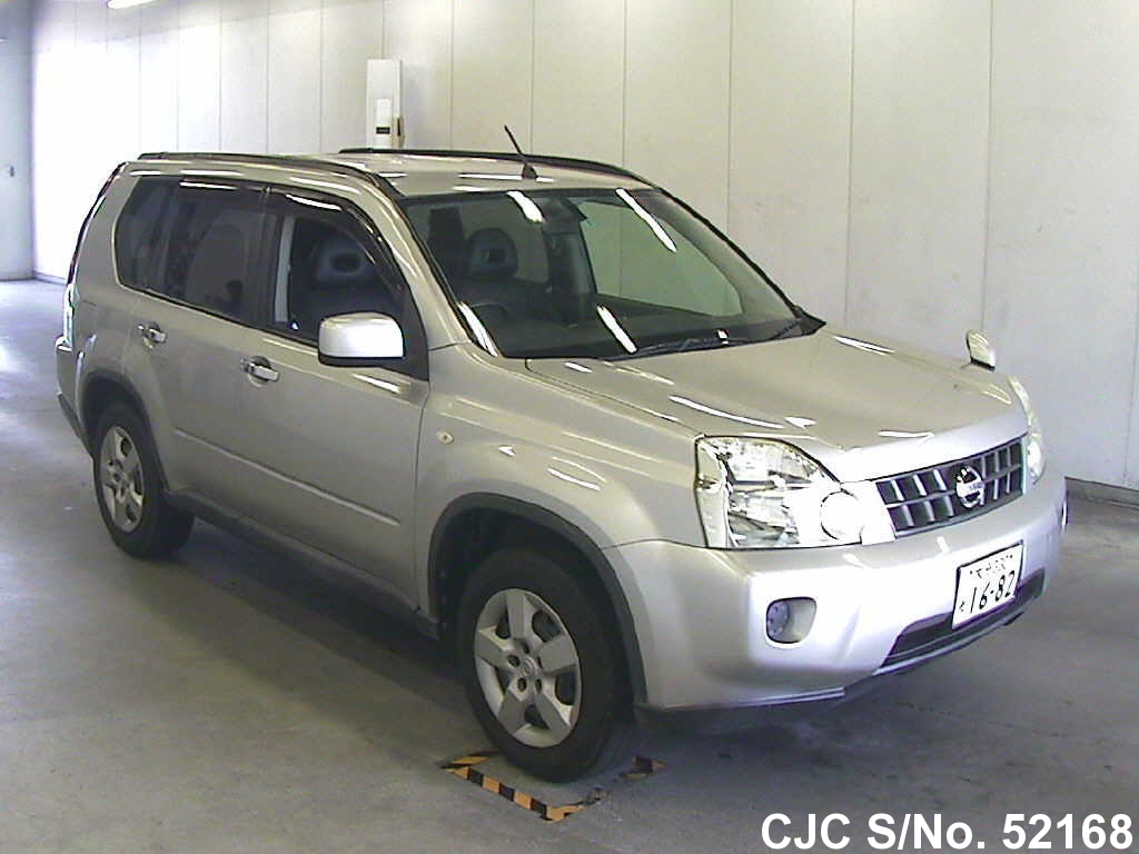 2008 Nissan X Trail Silver For Sale Stock No 52168