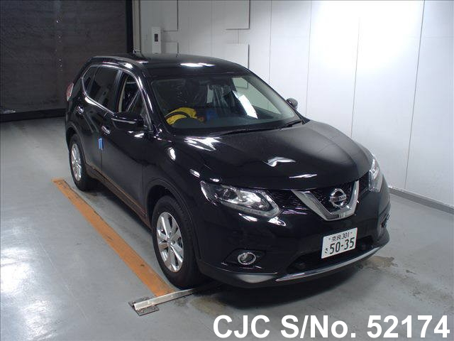 2016 Nissan / X Trail Stock No. 52174