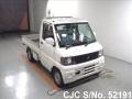 2002 Mitsubishi / Minicab Stock No. 52191