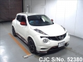 2014 Nissan / Juke Stock No. 52380