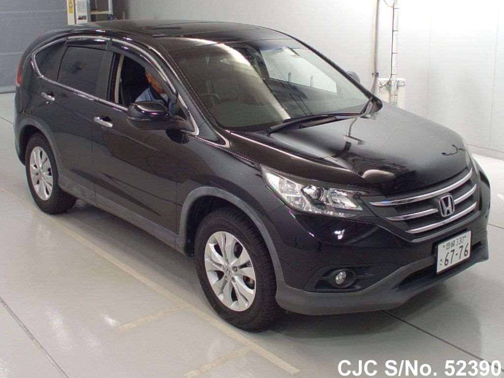 2011 honda crv black for sale stock no 52390 japanese used cars exporter. Black Bedroom Furniture Sets. Home Design Ideas