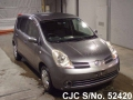 2007 Nissan / Note Stock No. 52420