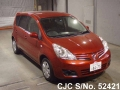 2012 Nissan / Note Stock No. 52421