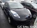 2011 Nissan / Leaf Stock No. 52425