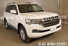 2016 Toyota / Land Cruiser Stock No. 52451