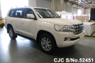 2016 Toyota / Land Cruiser Stock No. 52451