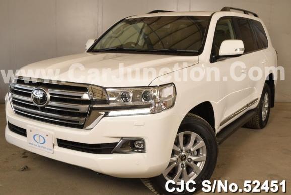 Japanese Toyota Land Cruiser Diesel
