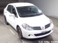 2012 Nissan / Tiida Latio Stock No. 52468