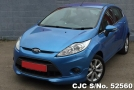 2010 Ford / Fiesta Stock No. 52560